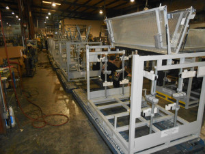 Photo of Steel Shelf Rack Manufacturing